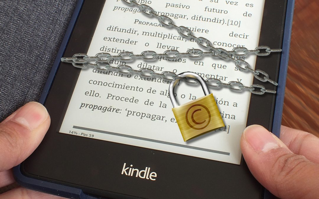 Authors: Protect Your Books from Copyright Infringement